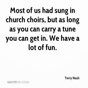 Choirs Quotes