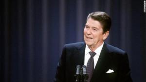 President Reagan's