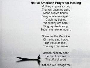 Native American Prayers