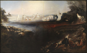 John Martin's Last Judgement Triptych: The Apocalyptic Sublime in ...