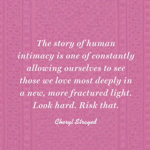 Without Intimacy Quotes Love quote about intimacy