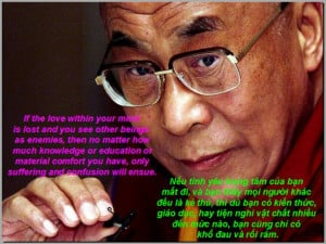 Dalai Lama Quotes 4 Inspirational About Life Love Happiness