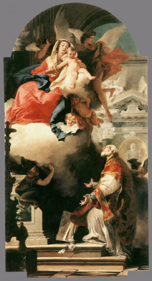 ... celebrates the feast day of St. Philip Neri, my confirmation saint