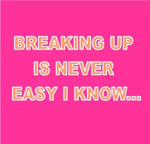 Funny Break Up Picture