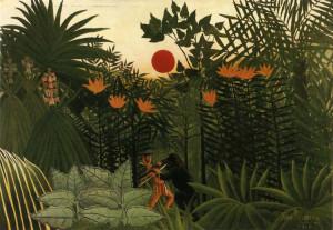 Henri Rousseau Paintings