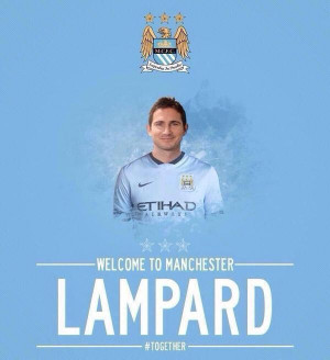 QUOTE: Frank Lampard, 2013: 'I can't imagine playing for another PL ...