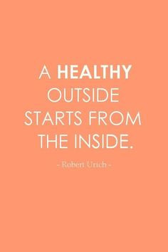 Inspirational Healthy Eating Quotes