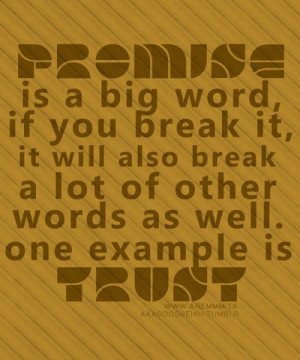 Tasren: PROMISE & SIN