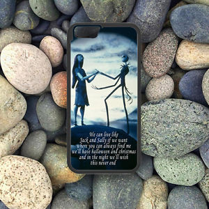 Details about Jack And Sally Love Quotes for iPhone 6 4.7 Inch 6 Plus ...