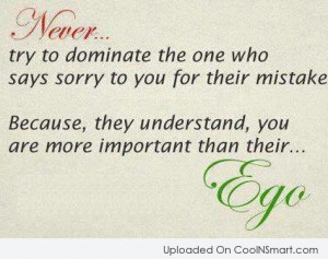 quotes about being sorry for making mistakes