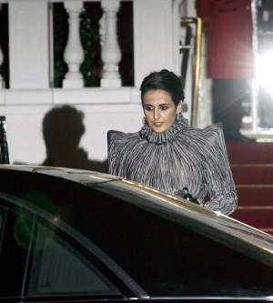The Crown Prince of Abu Dhabi
