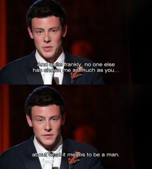 Glee Quotes | via Tumblr