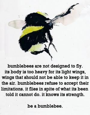 bumblebee #quoteBumblebee How, Quotes Wisdom Poetry, Bumblebee Quotes ...