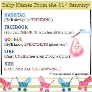 Weird and Unique Baby Names