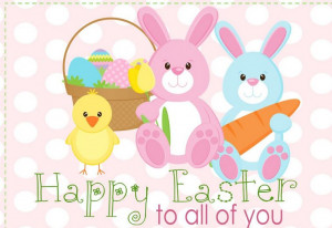 Happy Easter Quotes Wishes Greetings Message Images Sayings Poems