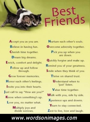 Meaningful Best Friend Quotes