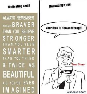 Motivational Speech