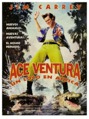 Ace Ventura When Nature Calls Movie Quotes