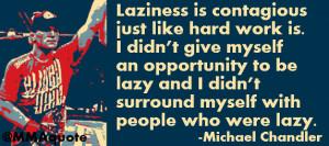Michael Jordan Quotes Hard Work Michael chandler on hard work. click ...