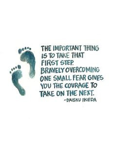 One step at a time quotes, grow baby grow!