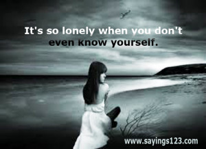 Quotes About Sadness and Loneliness