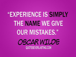 Quotes Pictures List: Famous Quotes About Mistakes