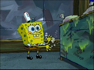 Sailor Mouth - The SpongeBob SquarePants Wiki