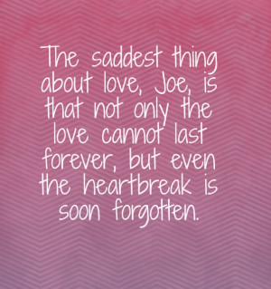 Forever Love Quote for him :