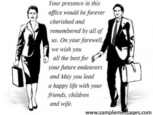 All The Best for Employee Farewell: