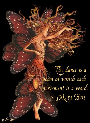 Dancing Fairy w quote [#1292393]Dancing Fairy w quote