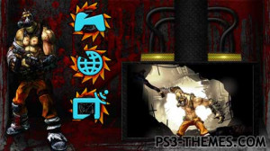 PS3 Themes » Borderlands 2 Krieg the Psycho Animated
