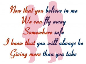 Grace - Robbie Williams Song Lyric Quote in Text Image