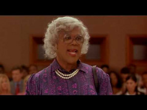 Madeas Family Reunion Credited