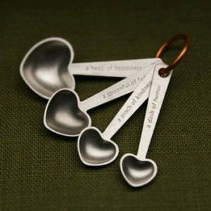 Beehive Quotes Measuring Spoons at house&hold. - House&Hold - I want ...