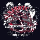 JROTC Custom T-Shirts Sorted by Ink Colors Most Popular Design ID