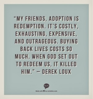 Adoption Quotes Posted by the owens family at