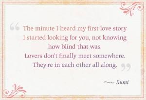 Rumi Quotes Love Marriage