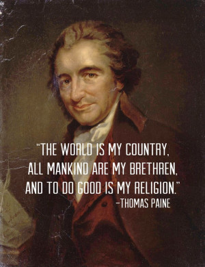 to be the Norfolk born author Thomas Paine, published 'African Slavery ...