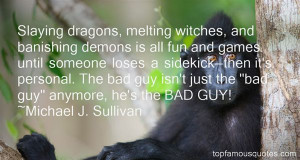 Famous Quotes About Slaying Dragons