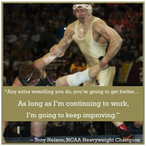 Twitter / ncaawrestling: Hard work pays off. Take ...