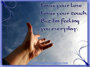 miss you quotes for girlfriend
