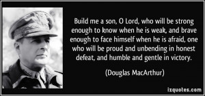 More Douglas MacArthur Quotes