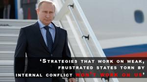 Vladimir Putin Quotes Key putin quotes from defense