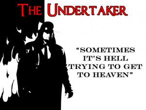 WWE The Undertaker by quintajo