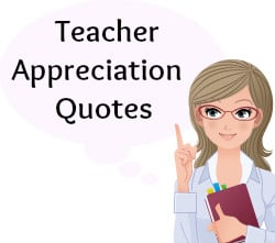 Are You Looking For Some Touching Quotes About Teachers Card