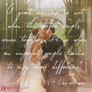 Marriage and Love Quotes That We Adore