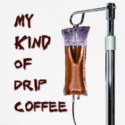 Coffee IV Drip