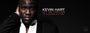Kevin Hart - Let Me Explain - Facebook Cover Photo by enveedesigns
