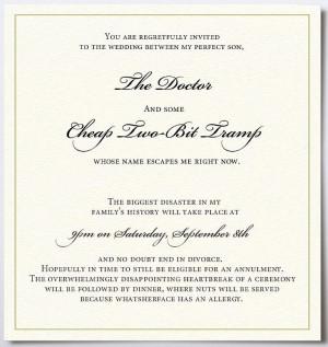 Wedding Accommodation Cards Examples Of Wedding Invitation 2015 ...