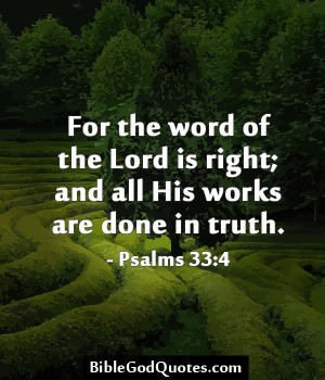 John 1:14 ( The word is God and truth )